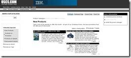 E-Commerce Product Catalogue
