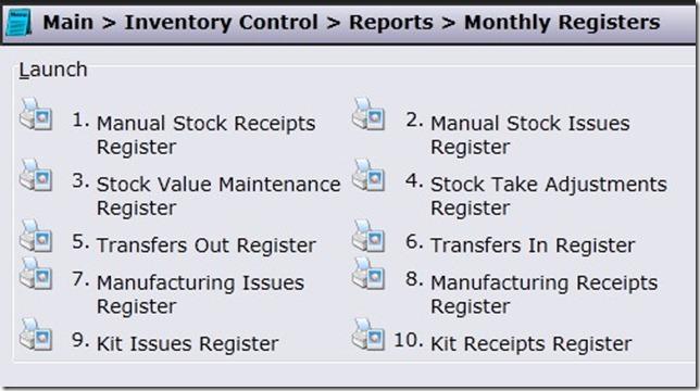 IC-Registers