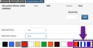 e-Com Multiple Colours